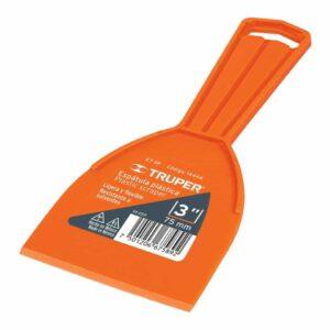 Espátulas Plástica Truper - Naranja