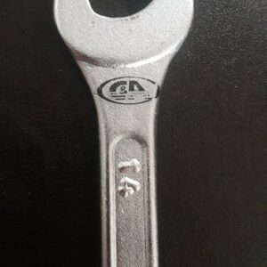 Llave Mixta 14mm C&A - Gris