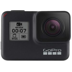 Cámara GoPro HERO 7 Black 12MP 4K60 1080P240
