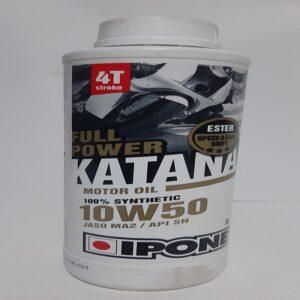 Aceite Ipone Katana Full Power 10W50