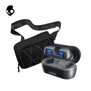 Audifonos Skullcandy Sesh BT NEGRO + Side Bag
