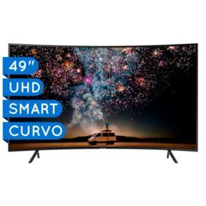 """TV Samsung Curvo Ultra HD 4K Smart 49"""" UN-49RU7300G"""