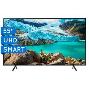 "TV Samsung Ultra HD 4K Smart 55"" UN-55RU7100G"