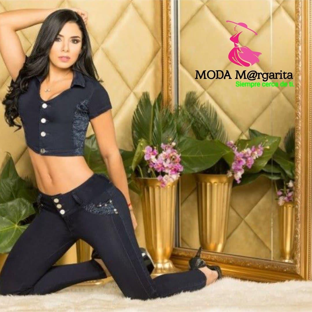 MODA M@RGARITA jeans colombianos