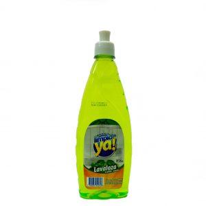 Lavaloza Liquido 500ml - Limón