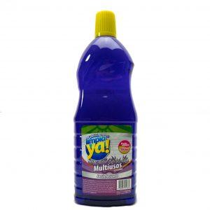 Limpiador Multiusos Desinfectante Lavanda 2000ml