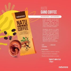 GANO COFFEE SACHET (NATU GANO COFFEE)