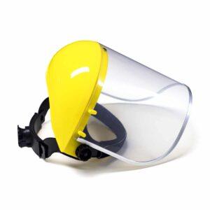 Protector Facial Medio Casco C/Sistema Ratchet