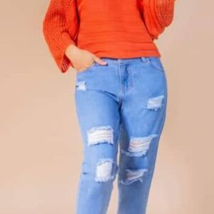"Pantalones Jeans ""Boyfriend"""