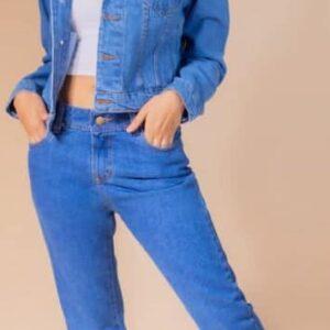 "Pantalones ""Mom Jeans"""