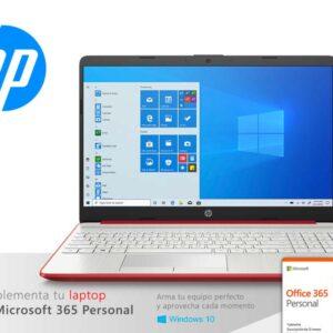 Laptop HP 15-Gw0012la RYZEN-5 3500U 12GB/SSD256GB/15.6