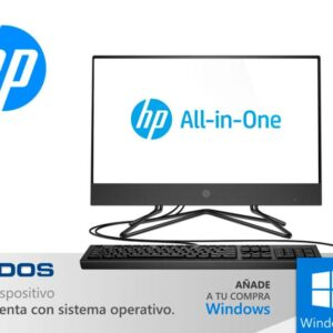 "All In One HP 200 G4 Intel Core i5-10210U 8GB/1TB/21.5"" FreeDOS"