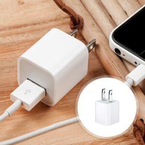 Adaptador de corriente USB de 5 W original de Apple (Power Adapter)