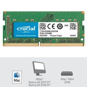 Memoria RAM SODIMM Crucial DDR4-2666 de 8GB