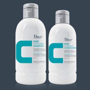 Shampoo + Acondicionador Baor DEEP CLEANSING