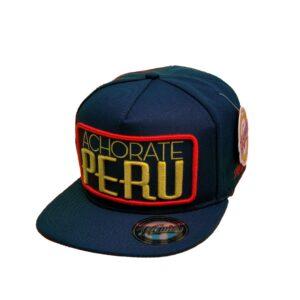 Gorra Achorate Perú - Acero