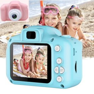 CAMARA DIGITAL PARA NIÑOS FOTO Y VIDEO MULTIFUNCIONAL CON ZOOM