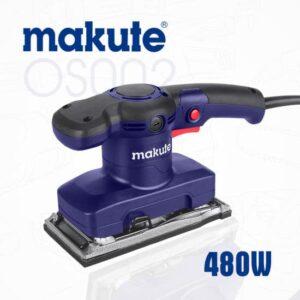 Lijadora Orbital 480W Makute OS002 - Azul Marino