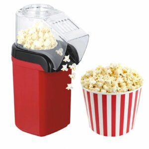 Maquina eléctrica de palomitas de maíz MINIJOY, pop corn en 3 minutos sin aceite.