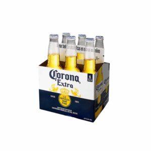 Cerveza Corona Extra - Six Pack