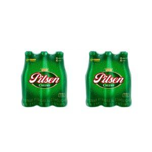Cerveza Pilsen Callao - 2 six packs
