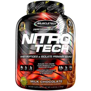 NitroTech Performance Series - Chocolate 1.81 kg