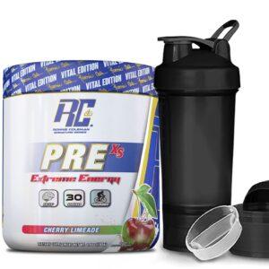 Oxido Nitrico Pre XS 30 servicios + Shaker
