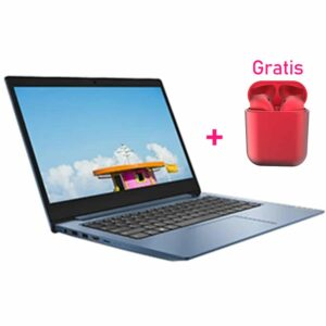 Laptop Lenovo IdeaPad 1 Intel Celeron 4GB 128GB SSD - Gratis Audífonos Bluetooth