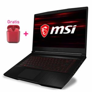 Laptop Gamer MSI GF65 Thin 10SER Intel Core i7 16GB 512GB SSD - Gratis Audífonos Bluetooth