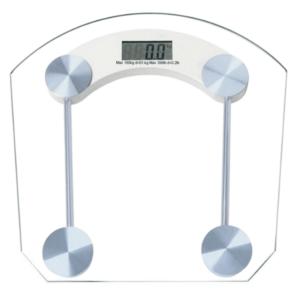 Balanza de Baño Digital Electrónica de Vidrio 180Kg