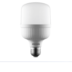 Foco LED High Power 50W Luz Dia Base E27 Crown