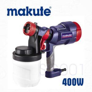 Pistola para Pintar 400W / 900 ml Makute - Azul Acero