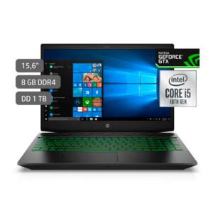 Laptop HP PAVILION GAMING INTEL CORE I5 - 8GB RAM | N‐VIDIA GEFORCE GTX 1050 3GB