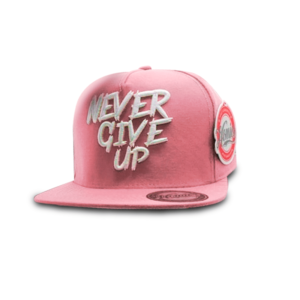 Gorra Never Give Up - Homies
