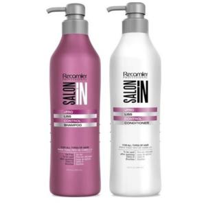 Shampoo y Acondicionador Liss Control Salon In Recamier