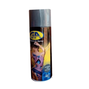 Pintura Spray C&A Gris # 84 - Gris