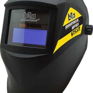 Máscara para Soldar Fotosensible 90x34cm BTA 969052 - Negro